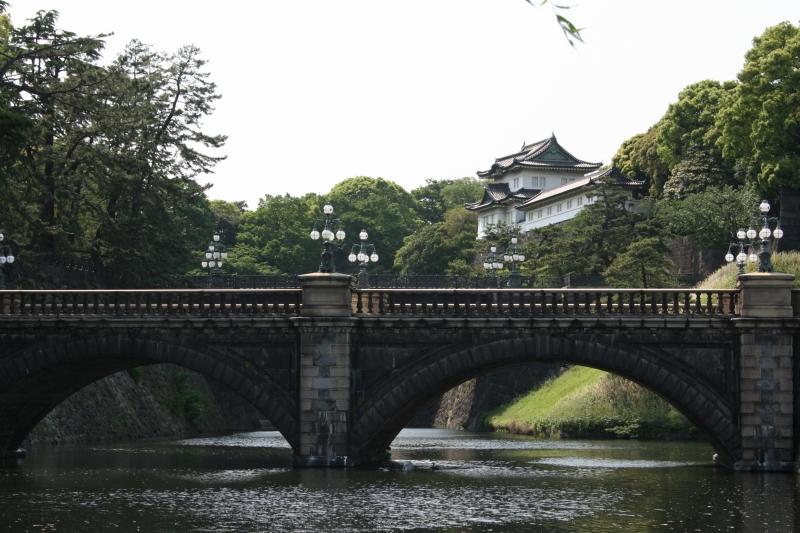 丸の内・皇居にて 7