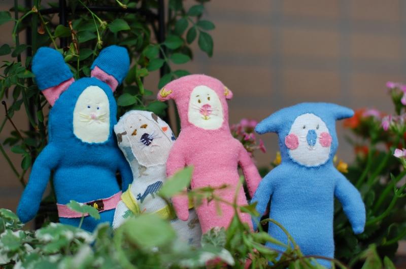 monのお人形 5
