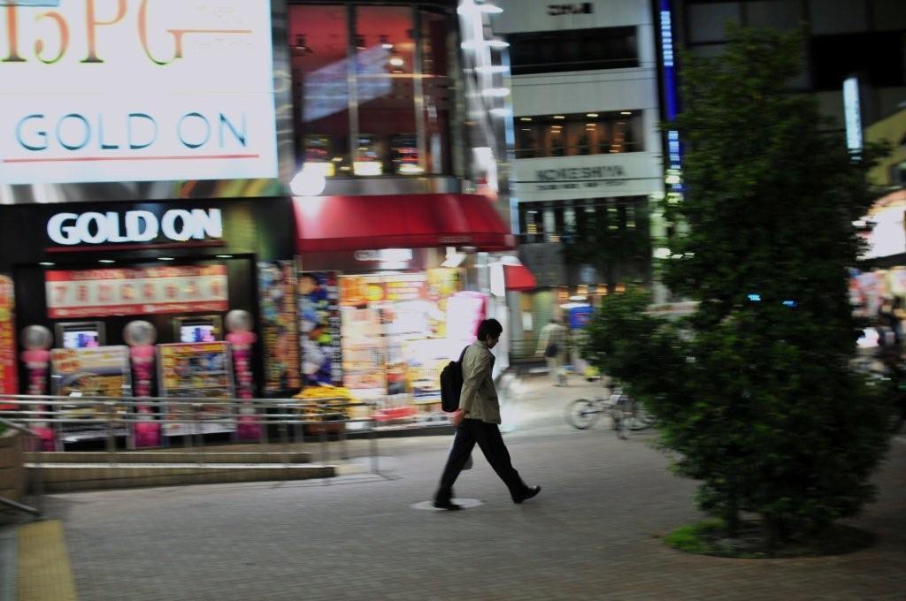 時差ボケ東京風 2