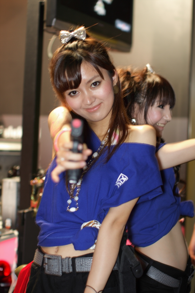 東京ゲームショウ2010 by Una-cyu 1