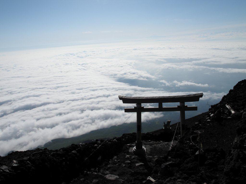 頂上 浅間神社