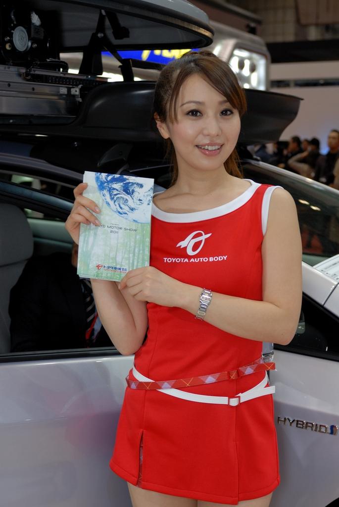第42回東京モーターショー2011 4