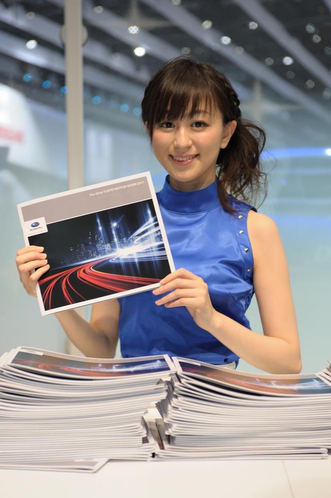 第42回東京モーターショー2011 16