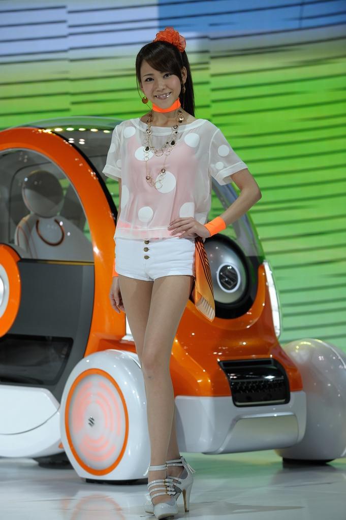 第42回東京モーターショー2011 25