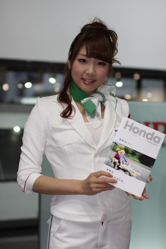 第42回東京モーターショー2011 31