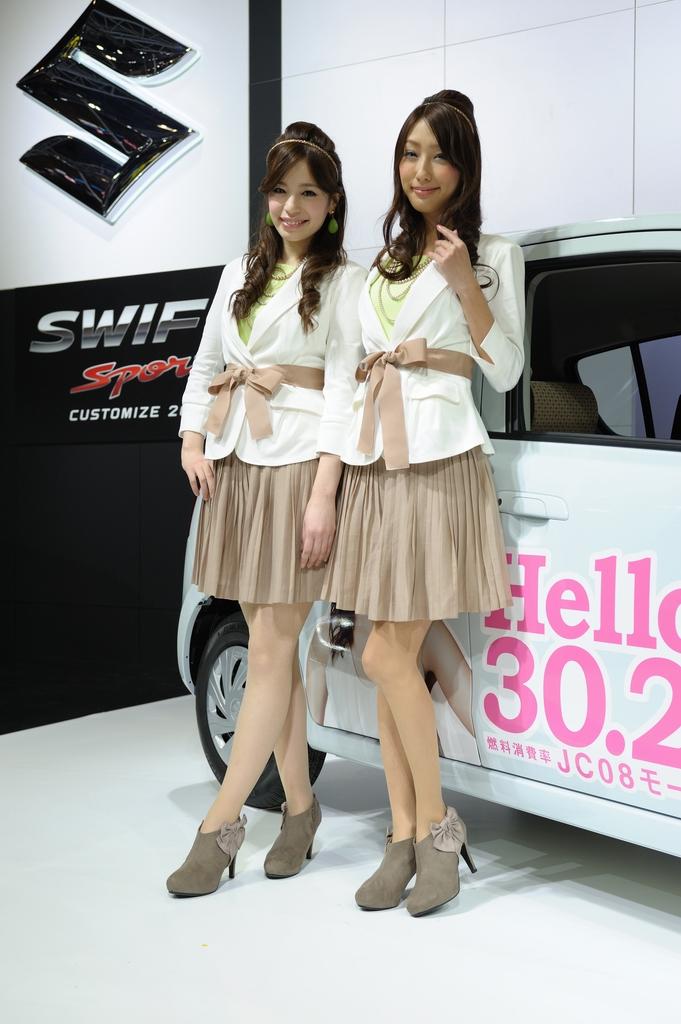 東京オートサロン 5