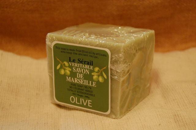 セラァイユ社のマルセイユ石鹸