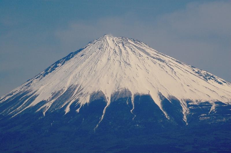 富士山です