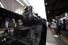 C12型 蒸気機関車 昭和8年生まれ