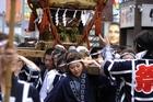 町田のお神輿