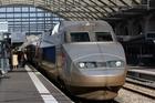 TGV 時速320km