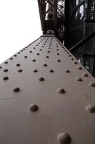 エッフェル塔100年前の柱