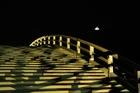 錦帯橋ライトアップ...