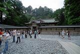 唐門と拝殿