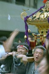 布多天神社例大祭神輿渡御