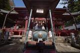 高尾山 薬王院の飯縄権現を祀る社殿